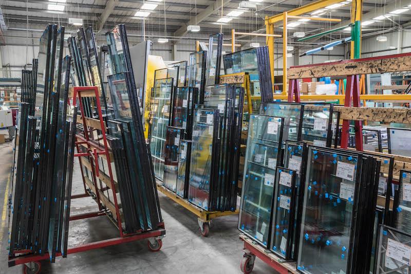 Glasscraft Manufacturing Plant