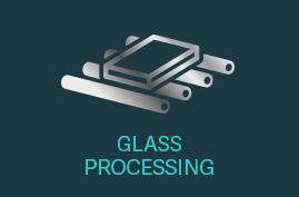 Glass Processing Icon