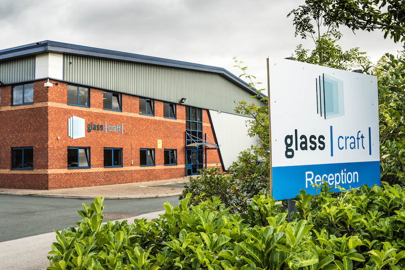 Glasscraft Manufacturing Plant
